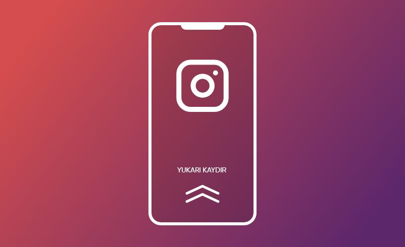 Instagram'da Yukarı Kaydırma İçin Takipçi Sınırı Kalkıyor!